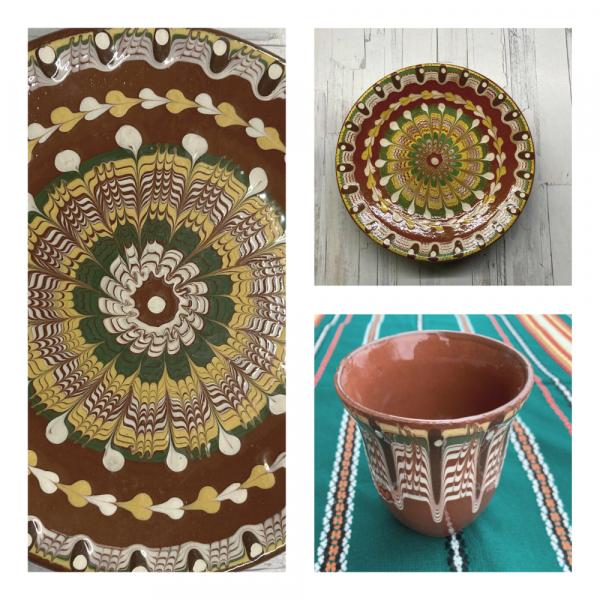 Troyan Pottery Settings