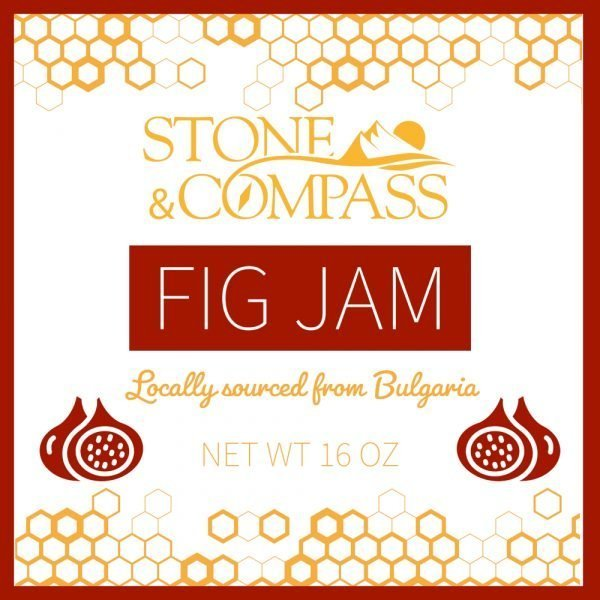 Jelly and Jam label